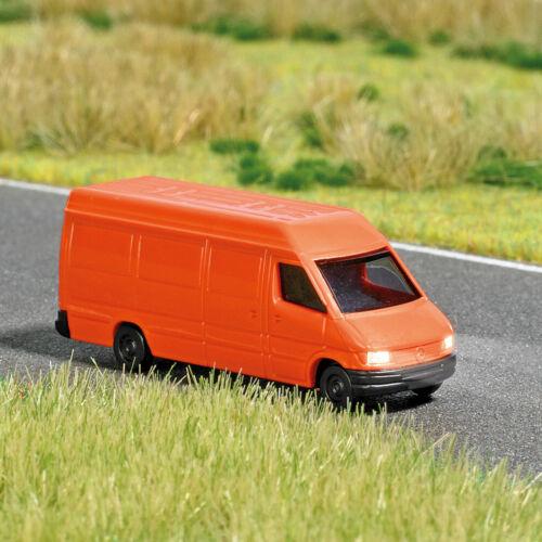 Spur N Fertigmodell 1:160 BUSCH 5690 Mercedes Sprinter mit Licht