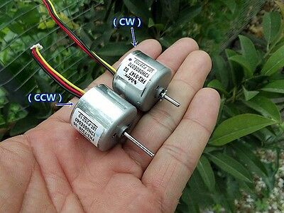 1pc For Nidec Built-in Driver DC12V-24V Internal Rotor DC Brushless Motor CW/&CCW