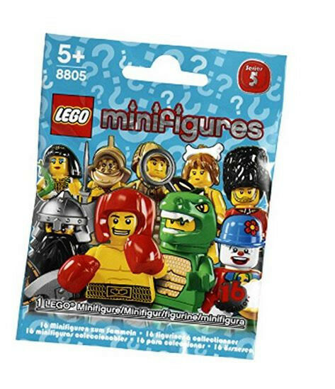 Lego Party Favors Giveaways 29 Bags Minifigures 8805 Series 5