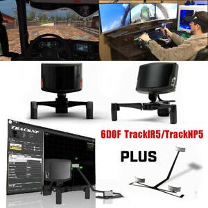 Infrared-TrackIR5-TrackNP5-6DOF-Head-Tracking-System-Gaming-Flight-Simulator-NEW