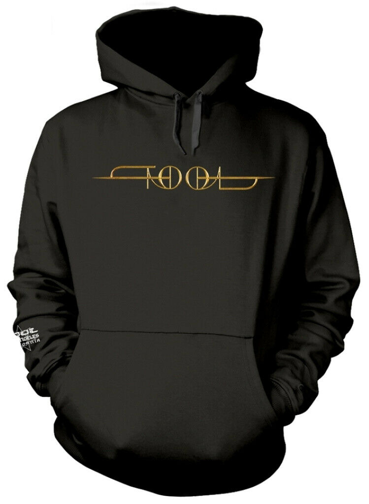 Tool 'The Torch' (Black) Pull Over Hoodie - NEW & OFFICIAL!