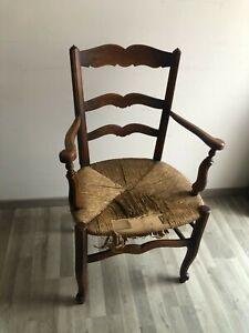 Chaise style Louis XV ,Idéal à l'exercice de tapissier menuisier