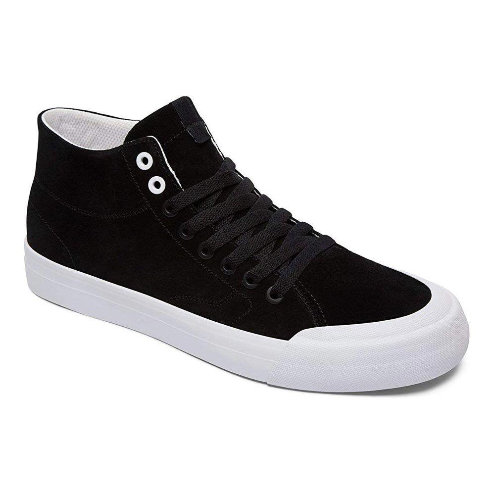 DC shoes Evan Smith Hi Zero High Top - Black   Black   White