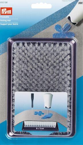 Base Piano per infeltrire 8x13cm PRYM Punciatore lana cardata cardare ART 610156