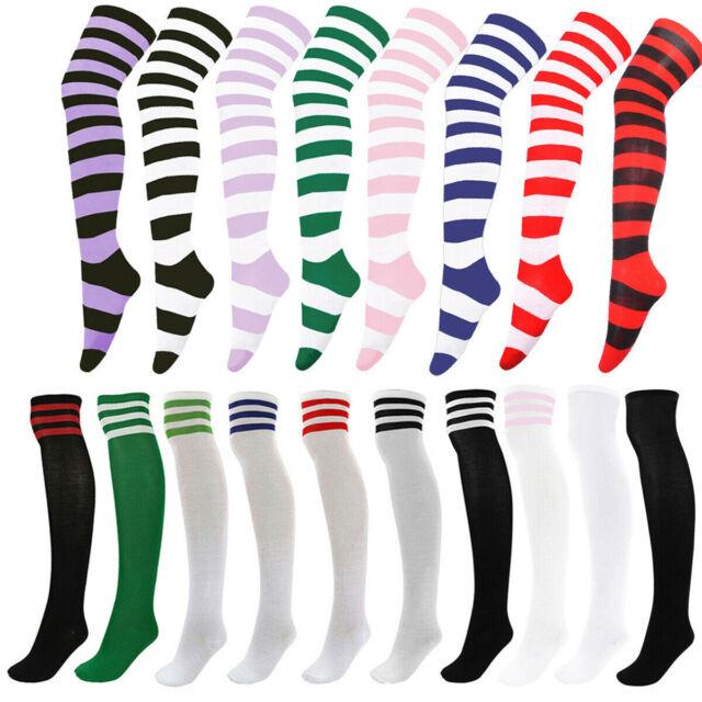 AJs Retro Knee High Tube Socks
