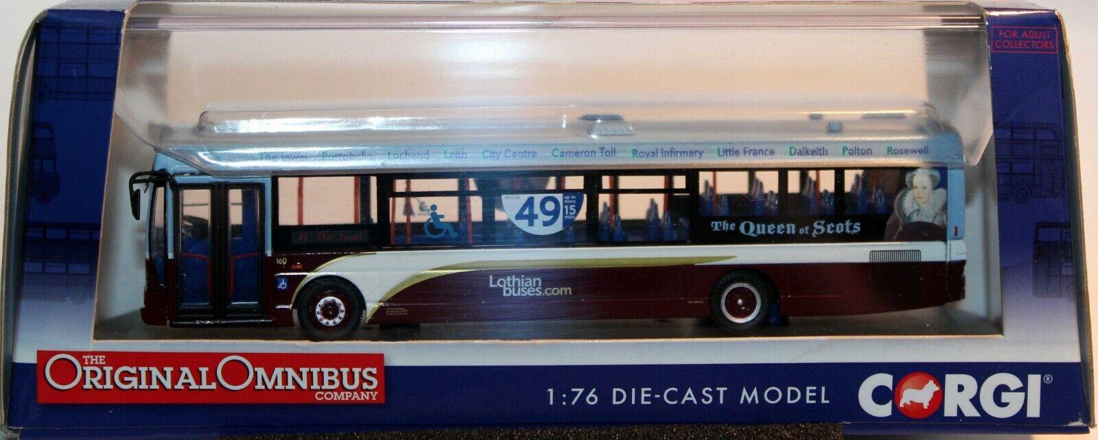 marca CORGI 1 76 OM46014B Wright Wright Wright Eclipse Lothian Autoautobus Regina degli Scozzesi 49 il gioiello  il prezzo più basso