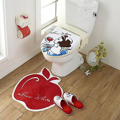 Marvelous Disney Princess Snow White Toilet Seat Paper Cover Set With Matt Slipper Kawaii 4582206817171 Ebay Lamtechconsult Wood Chair Design Ideas Lamtechconsultcom
