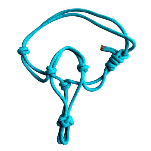 A1 HORSE ROPE HALTERS SOFT AND STRONG REINFORCED CONSTRUCTION