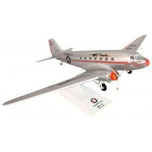 Skymarks-SKR539-American-Airlines-Douglas-DC-3-Desk-Display-1-80-Model-Airplane