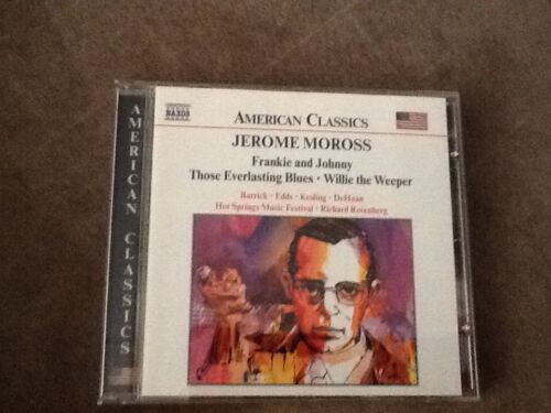 1 of 1 - Jerome Moross Frankie & Johnny Those Everlasting Blues Willie American Classics
