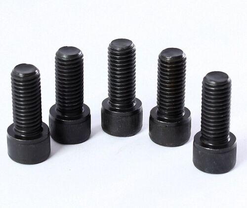 100mm New M4 M5 Allen Hex Socket Head Cap Screws Bolts Select Variations 5mm