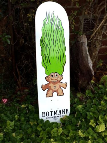 Skateboard Hot Mank *New* Free Grip /& Mini Troll