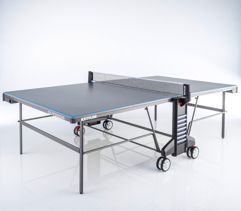 Kettler® Tischtennisplatte outdoor 4 incl. Netzgarnitur,    Frei Haus 422a3b