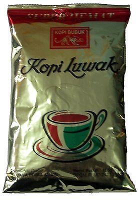 Kopi Luwak Gold Coffee 165 gr Ground Blend Free Shipping