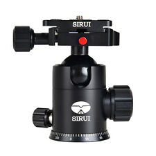 SIRUI G20 Professional Tripod&Monopod ball head with Fast mounting plate,G-20
