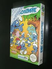 1994 VINTAGE SMURFS NES NINTENDO ENTERTAINMENT SYSTEM SEALED