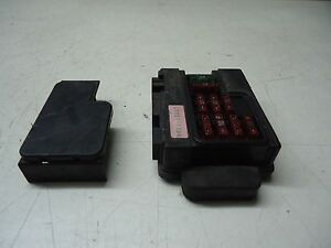 image is loading kawasaki-zx6r-fuse-box-1996-zx