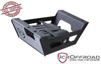 Jcr Offroad Evap Canister Skid Plate - Black Pc - 07-17 Jeep Wrangler Jk Jku
