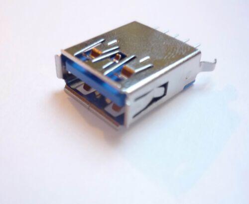 USB 3.0 jack installazione verticale Connettori a Montaggio Frizione lötbuchse FRIZIONE