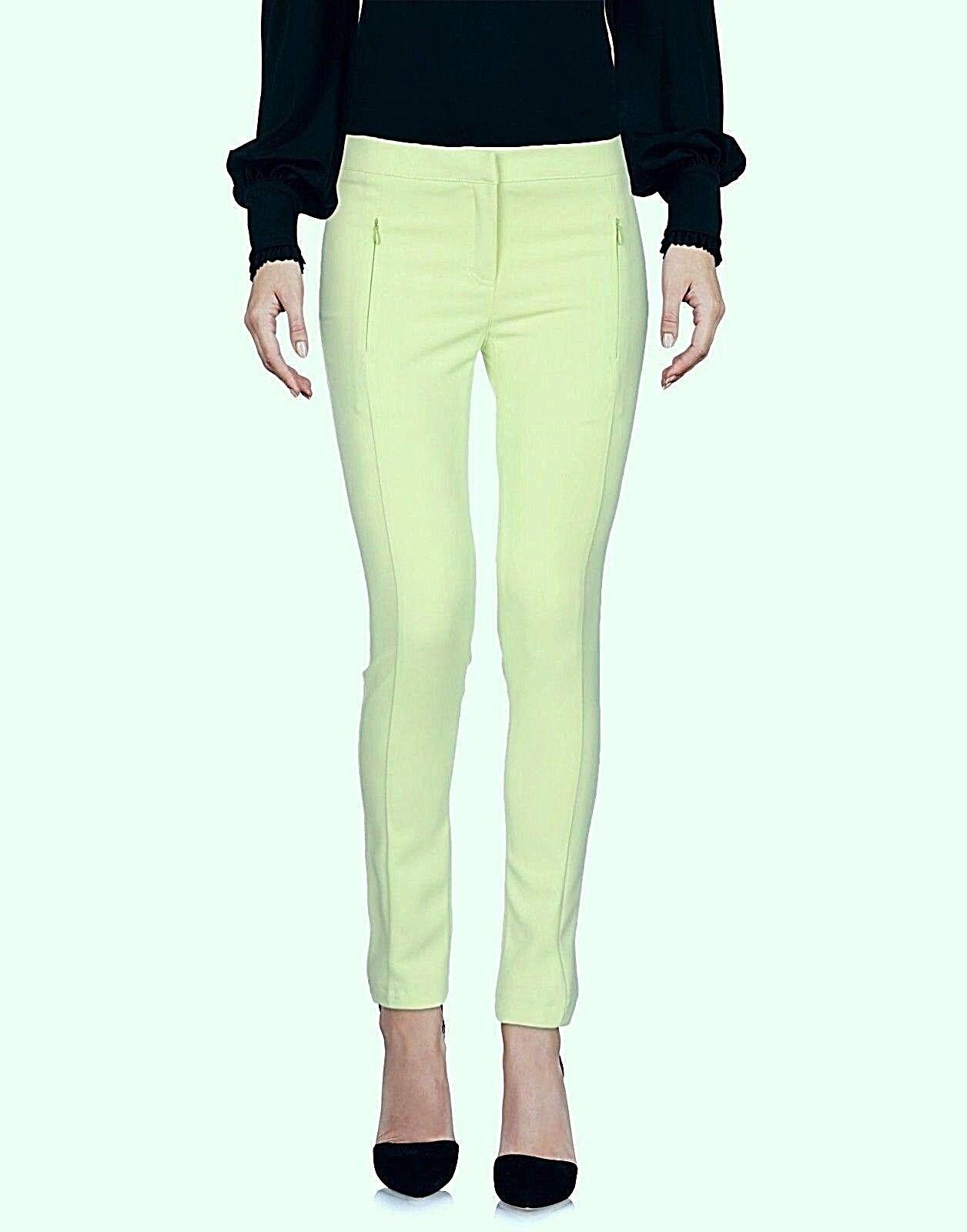 f6a81f3641 Pantaloni Donna viola ATOS LOMBARDINI Made Made Made in I115 Tg 46 ...