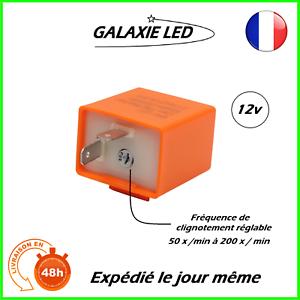 Relais-Reglable-Centrale-Clignotante-LED-Clignotement-12v-Moto-Scooter-Quad