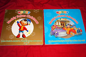 Save Christmas.Details About Noddy Children Story Books Save Christmas And Island Adventure X 2