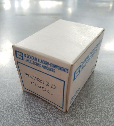 MKTRO-3D RELAY 12VDC
