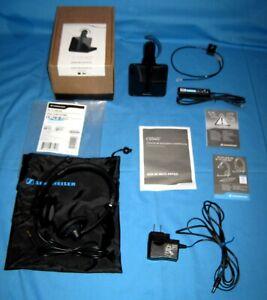 Plantronics Cs540 Convertible Wireless Headset System W Box Manuals 17229134768 Ebay
