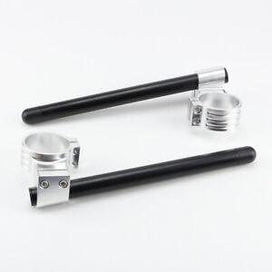 41MM CNC High Lift Universal Adjustable Clip Ons On Handle Bar Handlebar HBB