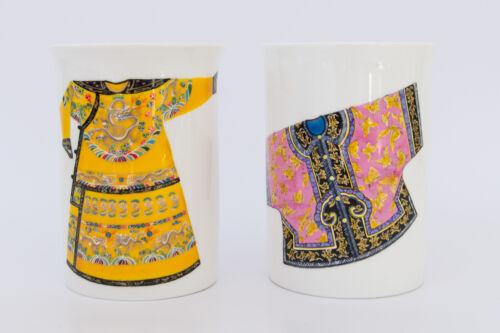 Emperor's & Empress's Court Dress Coffee Mugs - #6