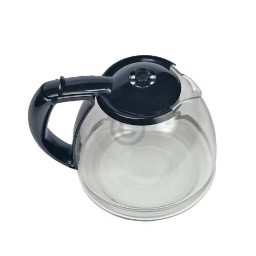 Glaskanne SIEMENS 00646860 Kaffeekanne mit Deckel für Filterkaffeemaschine