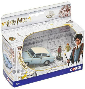 Corgi-Harry-Potter-Flying-Ford-Anglia-1-43-Scale-Die-Cast-Car-CC99725