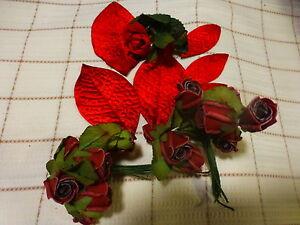 lot-fleurs-anciennes-pour-deco-chapeaux-ou-autre-rouges