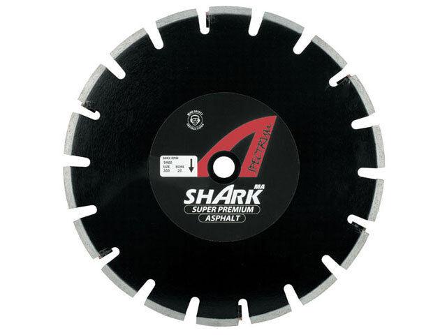 Spectrum MA300/22 MA Shark Asphalt Diamant Klinge 300mm x 22mm Bohren
