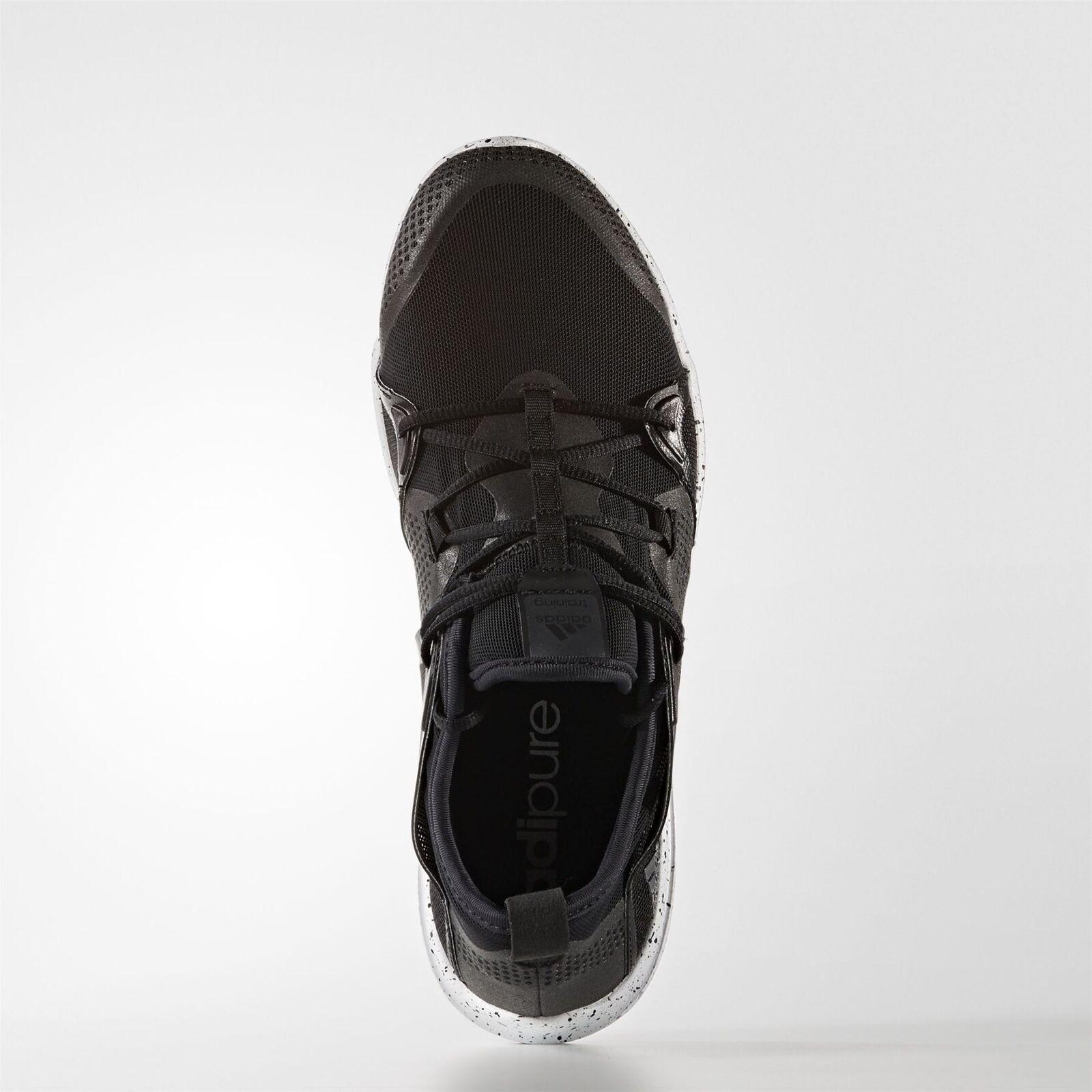 Adidas Adipure 360.4 Trainers Womens Black Black Black Training shoes Gym Fitness Sneakers 8c835b