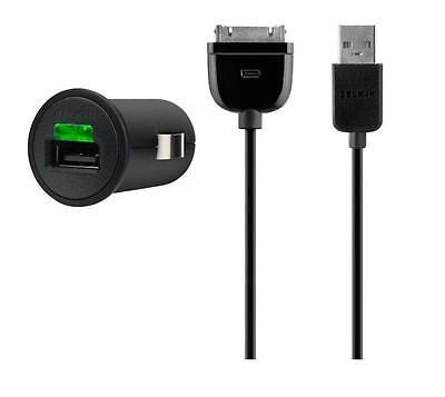 Belkin Swivel Apple 30 Pin 2.1mAh 10 Watt Wall Charger for *iPod//iPhone//iPad*