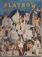 Playboy Magazine July 1972 History Of Lingerie