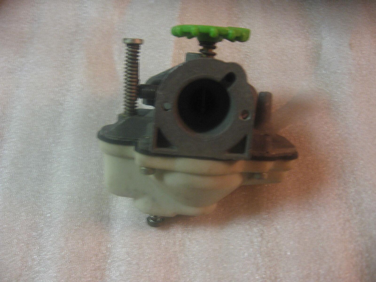 Nos OEM Vintage Lawn-Boy OMC Cocheburador se adapta a 681072 5239c 5269c 7221c 7260c Rara