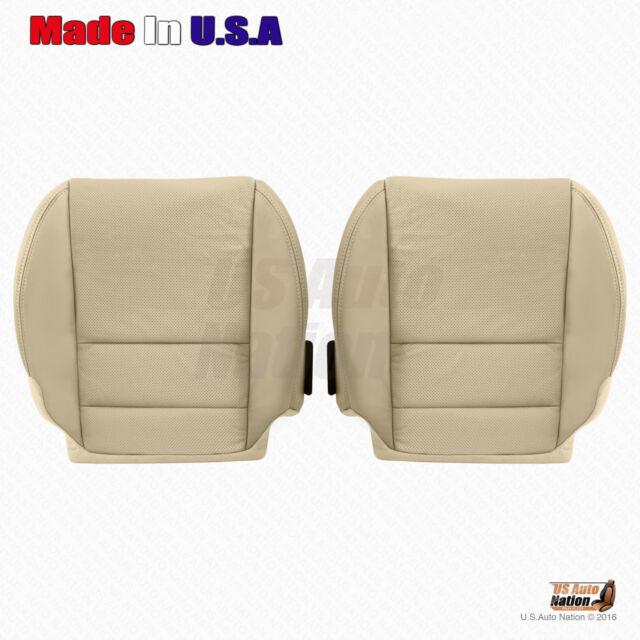 Fits 2010 11 2012 Acura MDX Driver-Passenger Bottom Tan