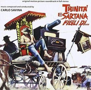 Carlo Savina - Trinità e Sartana figli di... - Soundtrack - Cd Nuovo