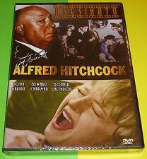 ASESINATO Alfred Hitchcock / Precintada