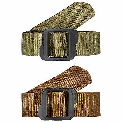 "5.11 Tactical Double Duty Reversible Belt 1.75/"" Mens 2XL TDU Green /& Black 59567"