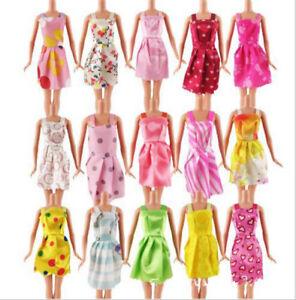 10Pcs-Lot-Beautiful-Handmade-Dresses-Clothes-For-11-034-Doll-Style-Random-CA