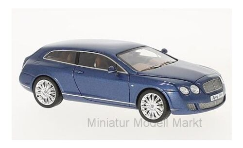 2010-1:43 blau Neo Bentley Continental Flying Star by Touring #44217