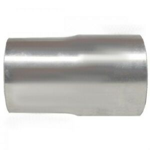 Stainless Steel 58mm On 57mm Adapter Exhaust System Tube Reducer