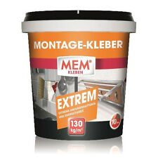 MEM Easy Montage-Kleber Extrem 1 kg