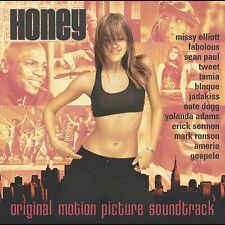 Honey Original Motion Picture Soundtrack by Various Artists (CD, 2003, Elektra)