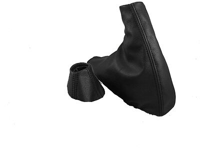 FITS BMW M3 E46 SMG 3 SERIES  LEATHER GEAR HANDBRAKE BOOTS