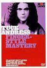 Tuck Andress Fingerstyle Mastery 5020679530207 DVD Region 2