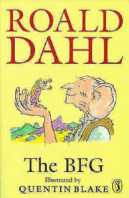"""AS NEW"" The BFG, Dahl, Roald, Book"
